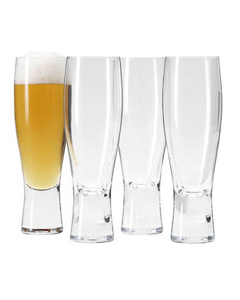 Olutlasi LSA Bar Lager Glass 400 ml (4 kpl) - Olutlasit - G271-14-991 - 1