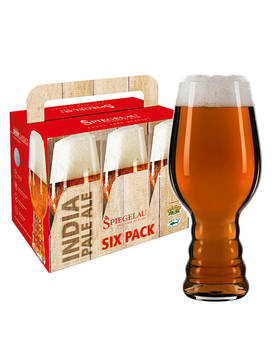 Olutlasi IPA Beer Six Pack 540ml (6 kpl) - Olutlasit - 4991782 - 5