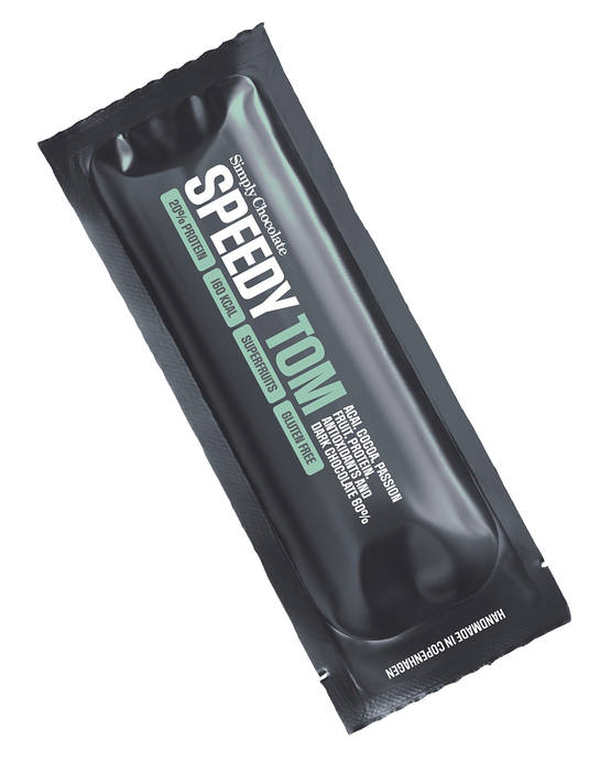 Proteinipatukka Speedy Tom 40g - Suklaat - SC0203 - 1